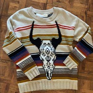 Jen's Pirate Booty Sweater